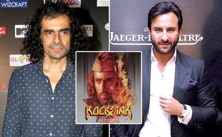 Not Ranbir Kapoor, But Saif Ali Khan Was Imtiaz Ali's First Choice For Rockstar!