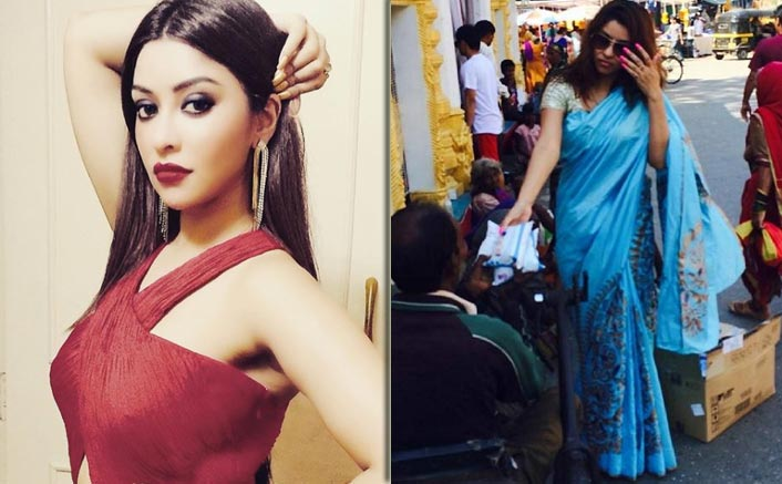 Independence Day 2020: Payal Ghosh Distributes Sanitisers & Face Masks To Underprivileged
