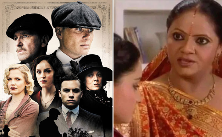 "Peaky Blinders Meet Saath Nibhana Saathiya In This HILARIOUS Meme To Answer ""Rasode Mein Kaun Tha?"""