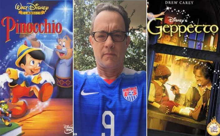 Pinocchio Finds His Creator Geppetto In Tom Hanks; Early Negotiations Are On!