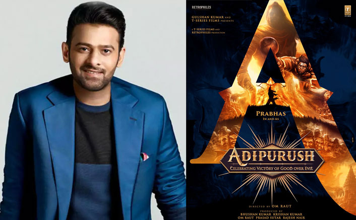 It's OFFICIAL! Prabhas & Om Raut Collaborate For Epic 3D Action Drama 'Adipurush'