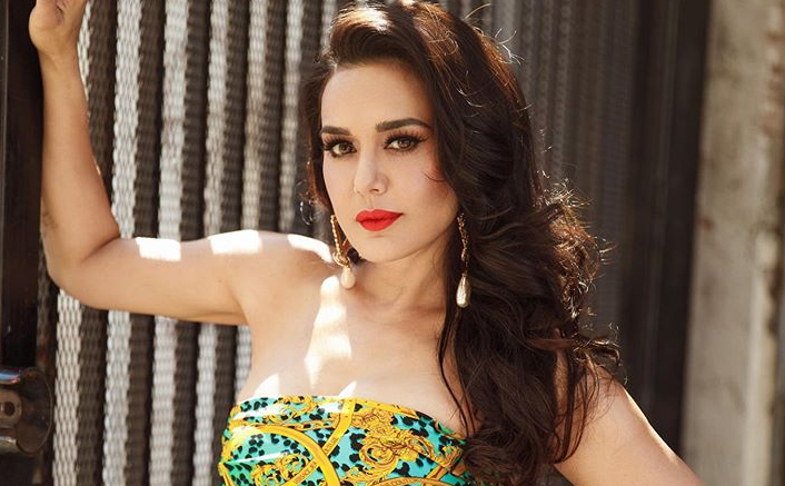 Preity Zinta completes 22 years in Bollywood