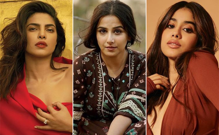 Priyanka Chopra, Vidya Balan, Janhvi Kapoor & More Go 'Vocal For Local' On National Handloom Day