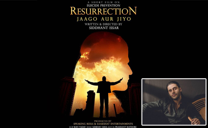Puneet Issar's Son Siddhant Issar Opens Up About His Short Film About Sucide Prevention Resurrection: Jaago Aur Jiyo