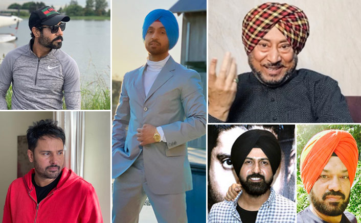 Amid Pandemic, Punjabi Industry With Annual Turnover Of 300-400 Crores Is Worst Hit, Read Report! (Pic credit: Instagram/binnudhillons, jaswinderbhalla, diljitdosanjh, amrindergill)