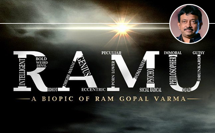 Ram Gopal Varma's Life To Be A 'Controversial' 3 Part Biopic; First Look Poster To Release Today!