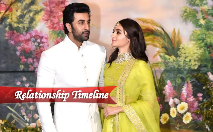 Ranbir Kapoor & Alia Bhatt Relationship Timeline: Some Childhood Dreams Do Come True!