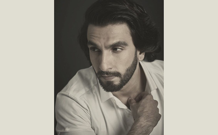 Ranveer Singh's Latest Intense Instagram Pic Is Driving The Fans Crazy