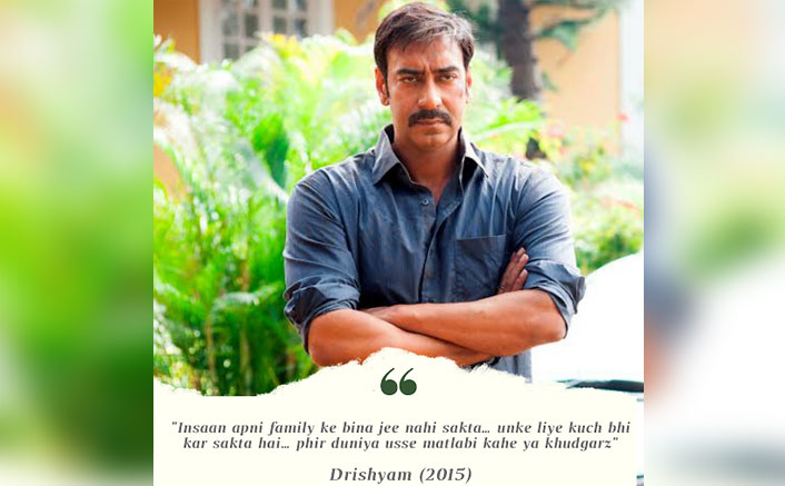 Remembering THIS Brilliant Dialogue From Late Nishikant Kamat & Ajay Devgn's Drishyam For #MondayMotivation