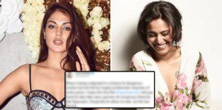 Sushant Singh Rajput Case: Swara Bhasker Backs Rhea Chakraborty, Terms A Media Portal 'Repooplic'