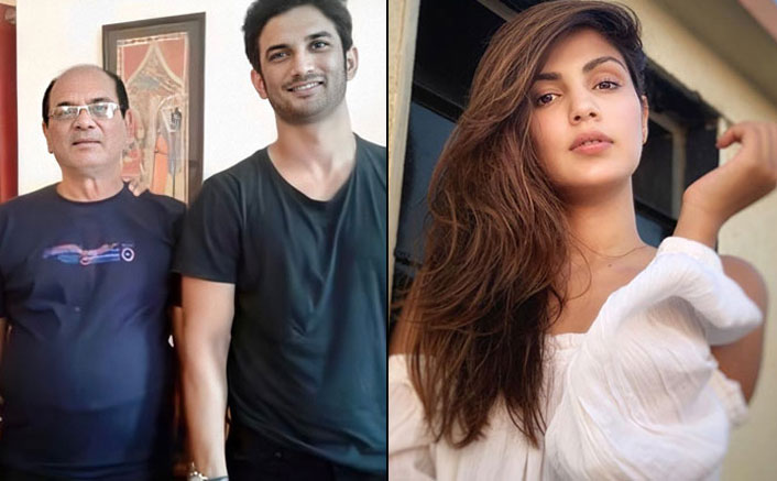 """Rhea Chakraborty FULL Interview: """"Sushant Singh Rajput's Father Left His Mother & That Was A Major Cause Of His Depression"""""""