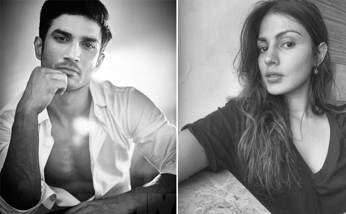 Rhea Chakraborty Claims She Took Psychiatrist's Help Herself While Helping Sushant Singh Rajput In Depression!