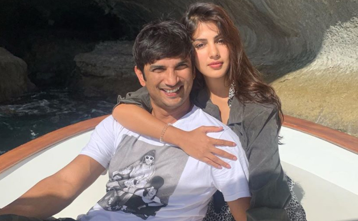 Rhea Chakraborty's Friends Claim That She Opted Out Of 2 Films To Spend Time With Sushant Singh Rajput