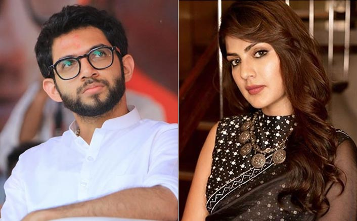 "Rhea Chakraborty's Lawyer Satish Maneshinde: ""She Doesn't Know & Has Never Met Aaditya Thackeray Till Today"""