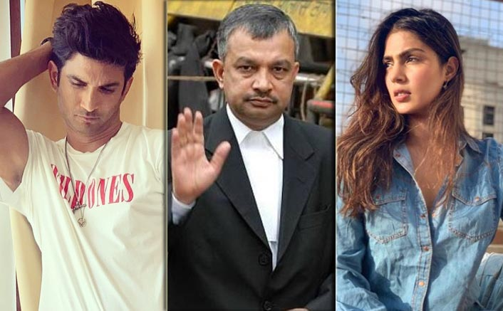 Rhea Chakraborty Lawyer Satish Maneshinde Reveals Sushant Singh Rajput Cried Over The Call With His Family - Everything About June 8!
