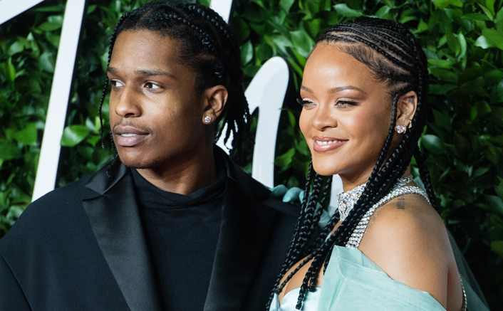 Rihanna Flirts With Rumoured Beau A$AP Rocky; What's Cooking, Good Looking?