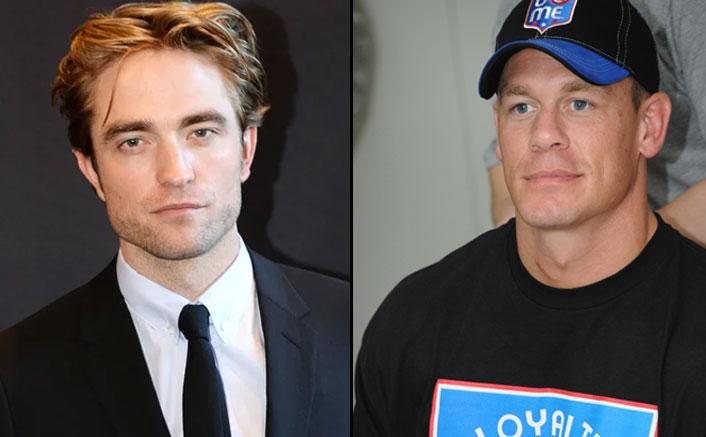 Robert Pattinson, John Cena set virtual date with fans