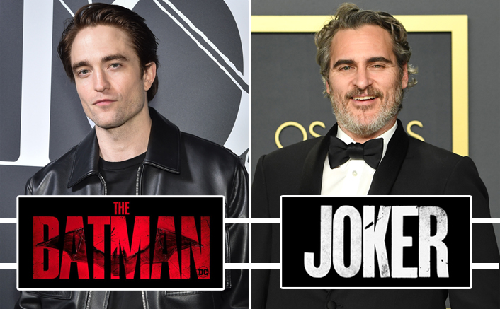 Robert Pattinson's The Batman Logo & Joaquin Phoenix's Joker's logo Similarities Will Shock You!
