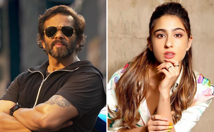 "Rohit Shetty Trolled For A Viral Video In Which He Says, ""Sir Please Mujhe Kaam Dedo, Sara Ali Khan Ne Aise Kiya..."""