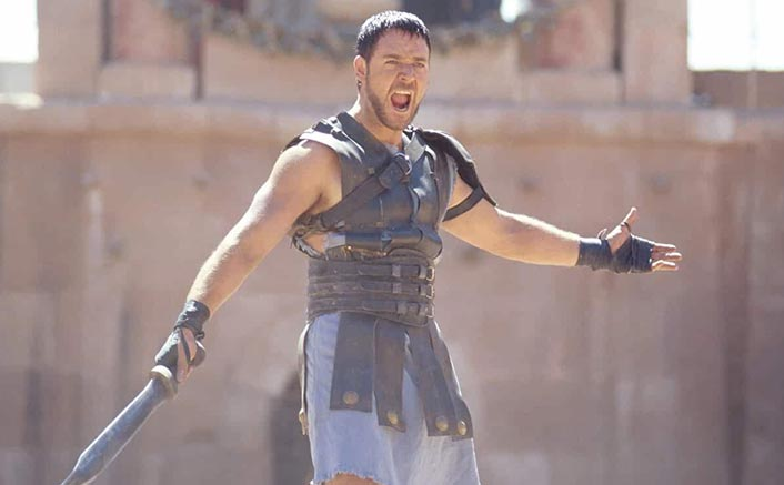 Russell Crowe DISMISSES The Reports Of Gladiator 2 Being In The Pipeline!