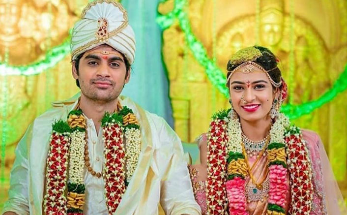 Saaho Director Sujeeth Ties The Knot With Fiancée Pravallika, See PICS