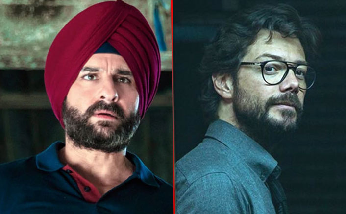 """Sacred Games X Money Heist: Professor Asks Sartaj Singh, """"What Are You Wearing"""", You Can't Miss His Reply"""