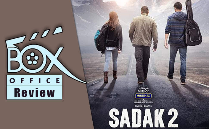 Sadak 2 Box Office Review: There Is No Road Which Would've Taken Audience To Cinemas For This Film