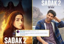 Sadak 2: Pakistani Composer Claims Makers Copied His Song In The Alia Bhatt-Sanjay Dutt Starrer, Shows Proof