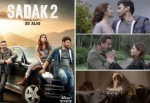 Sadak 2 Trailer & New Poster On 'How's The Hype?': BLOCKBUSTER Or Lacklustre?
