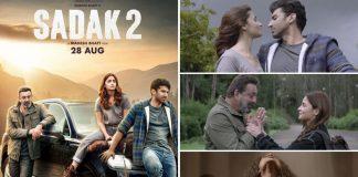 Sadak 2 Trailer & New Poster On 'How's The Hype?': BLOCKBUSTER Or Lacklustre?