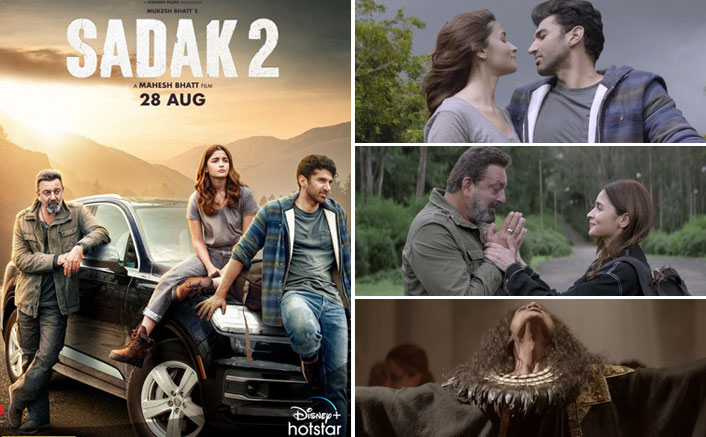 Sadak 2 Trailer: Sanjay Dutt, Alia Bhatt & Aditya Roy Kapur Embark On A Road Trip Having Many Speed Bumps