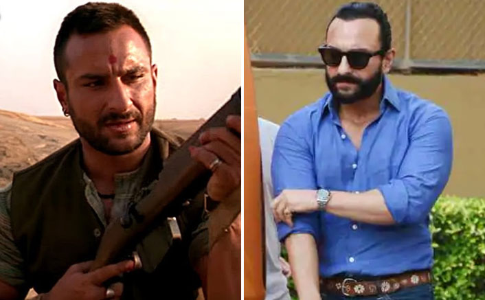 """Saif Ali Khan REGRETS Not Going Naked In Omkara: """"Would Have Been The First Butt Of Bollywood On-Screen"""""""