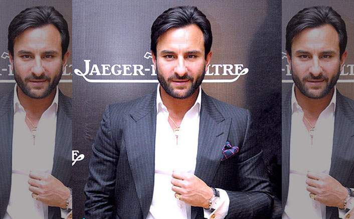 Saif Ali Khan Begins Dubbing For Ali Abbas Zafar's Web Show 'Tandav'