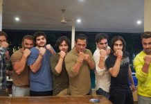 Salman, Arbaaz, Sohail flaunt 'rakhis' in new photo