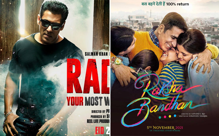 Salman Khan As Radhe: Your Most Wanted Bhai Or Akshay Kumar In Raksha Bandhan, Who Will Make Best Bhai?