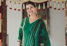 Samantha Akkineni is 'green obsessed'