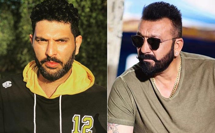 "Sanjay Dutt Finds Support In Yuvraj Singh: ""You Have & Always Will Be A Fighter"""