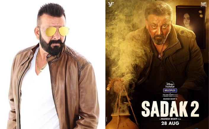 Sadak 2: Sanjay Dutt To Complete Dubbing Before Flying Off For Treatment(Pic credit: Instagram/duttsanjay)