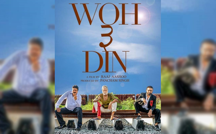 Sanjay Mishra teases first look of new film 'Woh 3 Din'