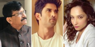 Sanjay Raut Questions Reason Behind Ankita Lokhande BreakingUp With Sushant Singh Rajput; Says Late Actor Was Not Happy With Father'sSecond Marriage