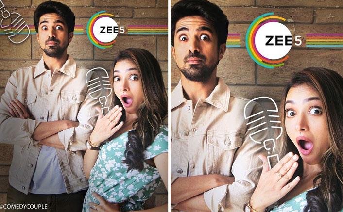 Comedy Couple: Saqib Saleem & Shweta Basu Prasad Resume Shooting In Delhi