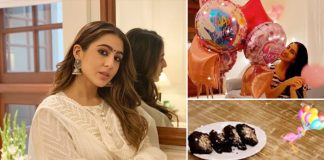 Sara Ali Khan has low-key birthday celebration