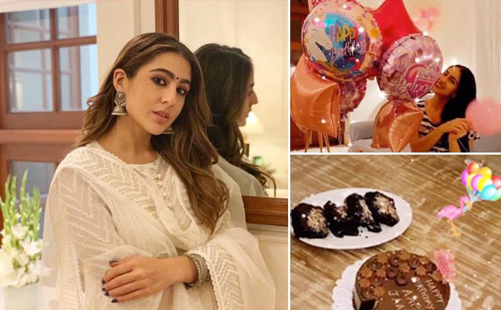 Sara Ali Khan Celebrates Her Birthday In Goa With Brother Ibrahim Ali Khan