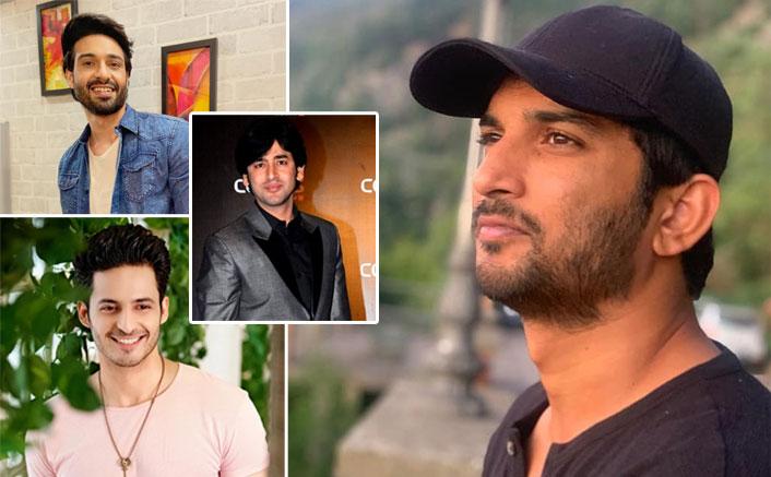 Mohit Malhotra To Shubhangi Atre, TV Celebs Call CBI Probe A Big Win For Sushant Singh Rajput's Fans!(Pic credit: Facebook/Vijayendra Kumeria official, Mohit Malhotra, Sushant Singh Rajput)