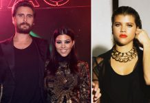 Scott Disick & Kourtney Kardashian Snapped On A Dinner Date At The Same Place As Ex Sofia Richie