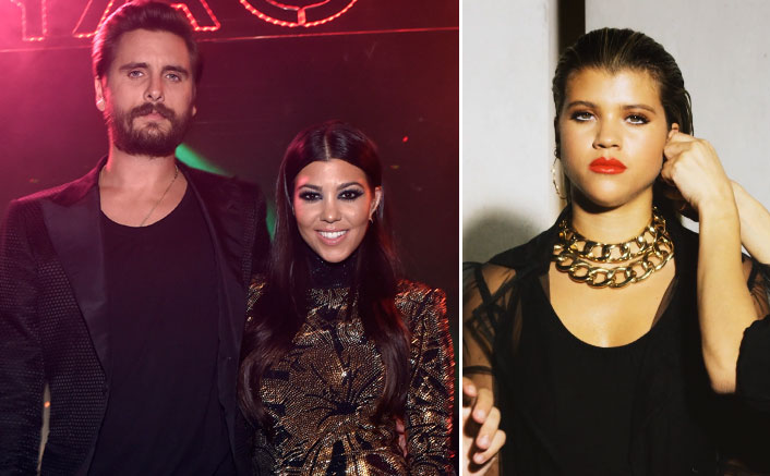 Scott Disick & Kourtney Kardashian Snapped On A Dinner Date At The Same Place As Ex Sofia Richie(Pic credit: Getty Images)
