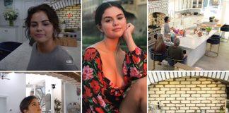 Selena Gomez's King Size Kitchen Could Make A 1BHK Mumbai Apartment, WATCH