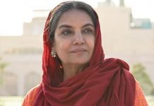 Shabana Azmi: Why is masculinity about flexing muscles and not tenderness?