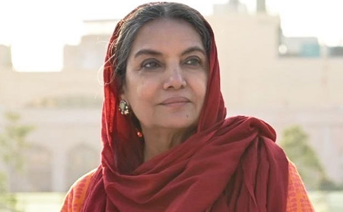 """Shabana Azmi: """"Why Is Masculinity Not About Tenderness, Empathy & Being Supportive?"""""""