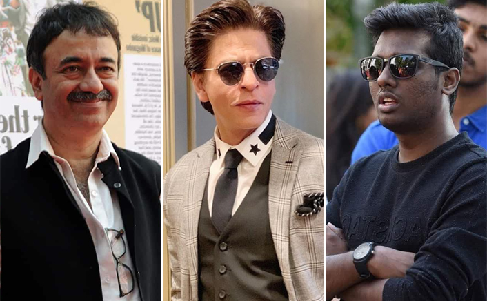 Shah Rukh Khan Fans Gear Up! Film With Atlee Kumar & Rajkumar Hirani To Be Announced On The Same Day?